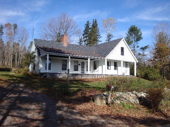 Franconia-Sugar Hill-Easton: Robert Frost House, Franconia, NH