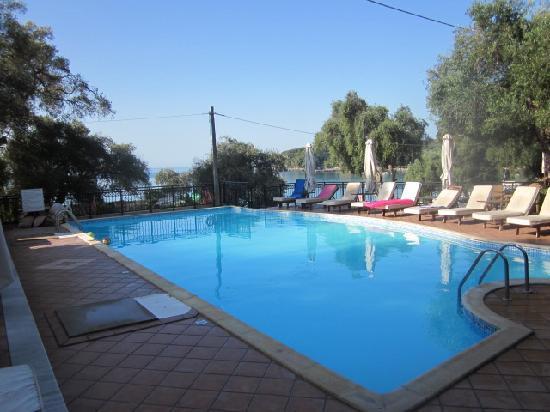 Valtos Beach & Gogozotos Residence: Valtos  Beach Hotel Pool