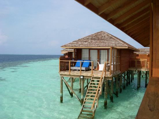 Vilamendhoo Island Resort & Spa: Water villa