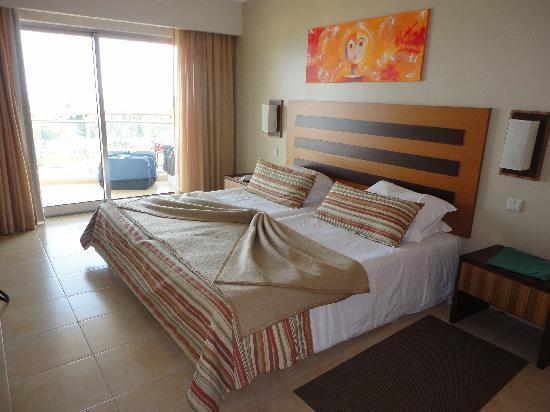 Alfagar II Aparthotel: Bedroom!