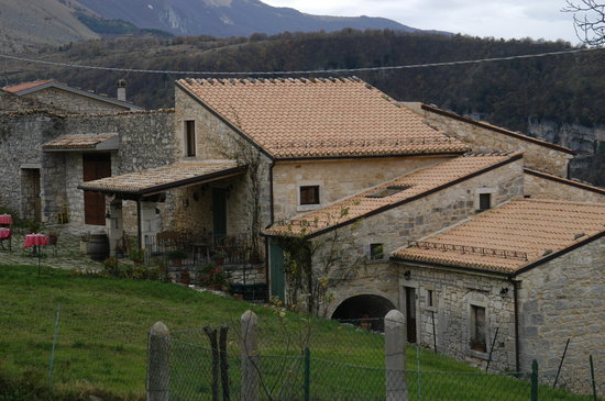 Caramanico Terme, Włochy: l'agriturismo
