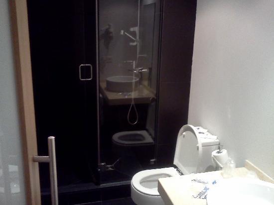 Exe Princep Hotel: Bagno