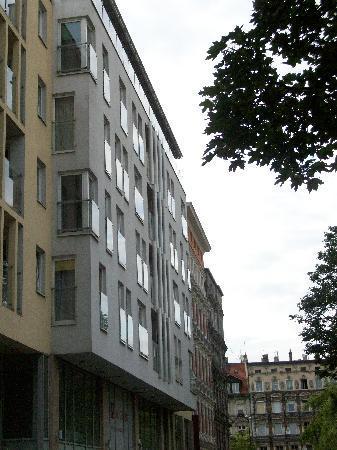 Cilantro Bed & Breakfast: Edificio Hotel