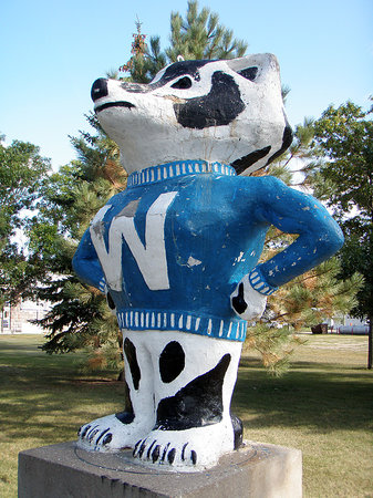 The Wishek (ND) Badger