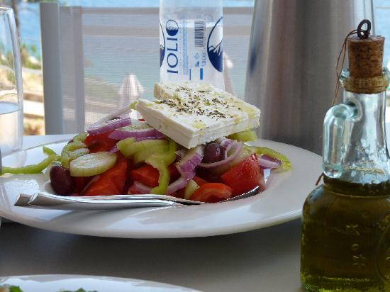 Adrina Resort & Spa: Greek salat