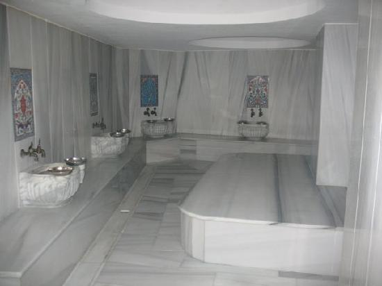 Sirkeci Mansion: Turkish Bath