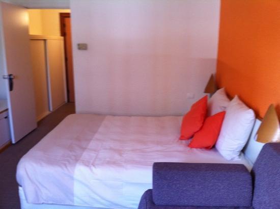Novotel Porto Gaia: chambre standard