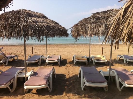 Siam Elegance Resort & Spa : clean beach