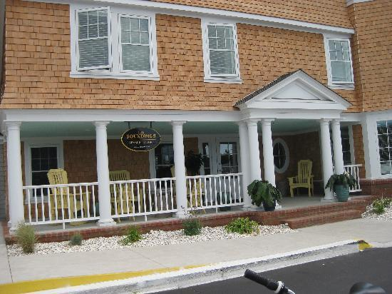 Bluegreen Vacations The Soundings, Ascend Resort Collection: Beautiful new & relaxing front entrance/porch!
