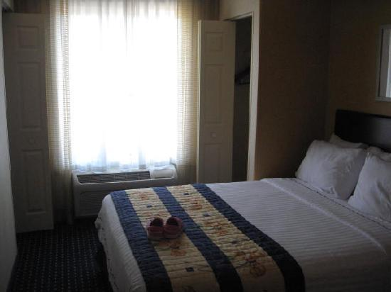 SpringHill Suites Arundel Mills BWI Airport: bed