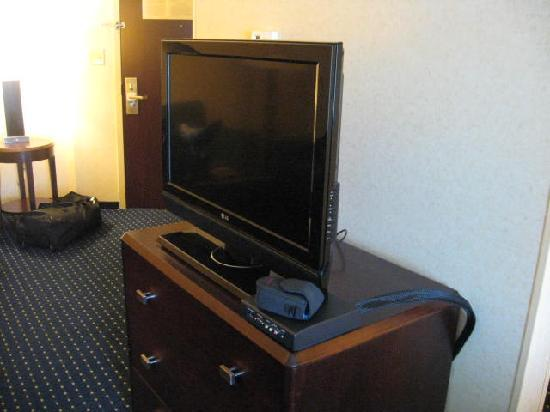 SpringHill Suites Arundel Mills BWI Airport: flat panel TV