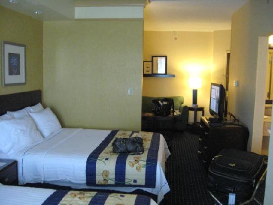 SpringHill Suites Arundel Mills BWI Airport: room shot