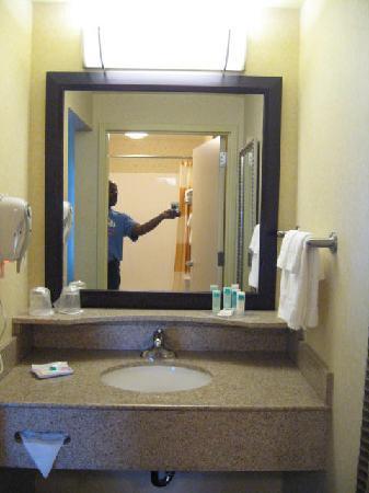 SpringHill Suites Arundel Mills BWI Airport: sink vanity