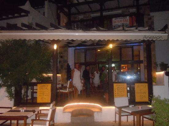 Anemon Restaurant : Anemoon
