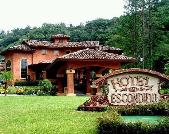 Valle Escondido Resort Golf & Spa: hotel