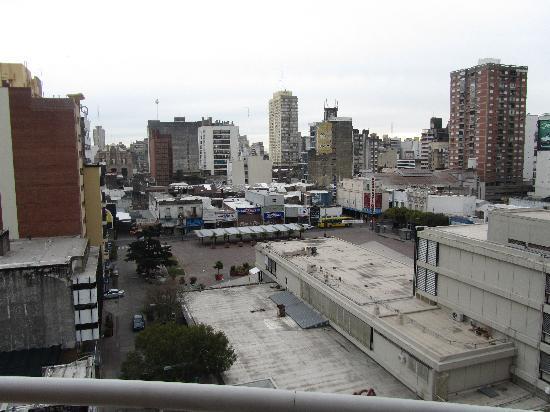 Hotel Plaza del Sol: vue de la chambre