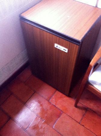 Mar a Vista: Leaky fridge
