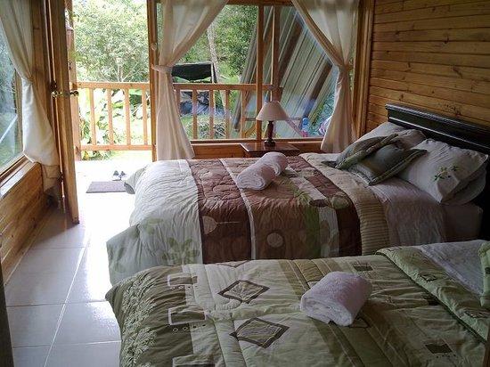 Ananaw Hosteria: Habitación Doble