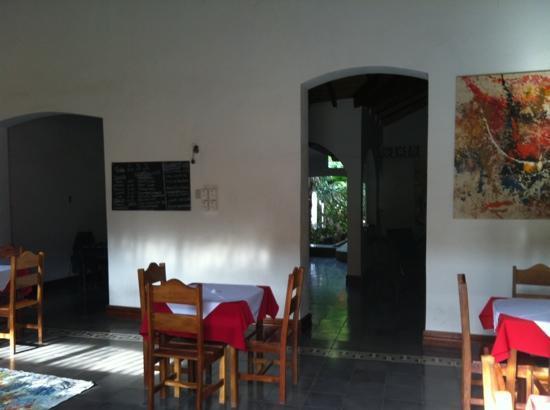 Il Padrino Hotel: Family run restaurant