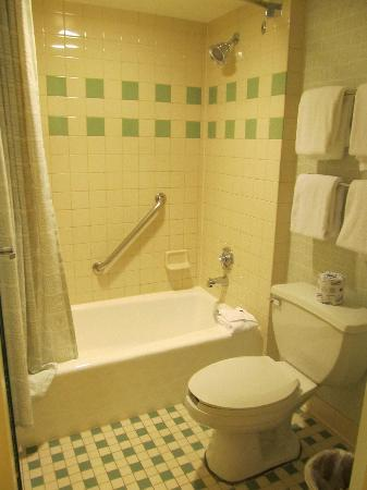 Disney's Pop Century Resort : Bathroom