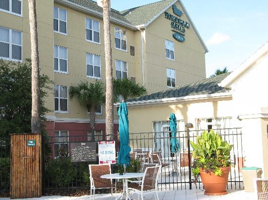 Homewood Suites by Hilton Orlando-UCF Area: Pool
