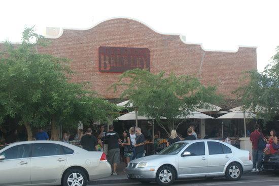 Four Peaks Restaurant