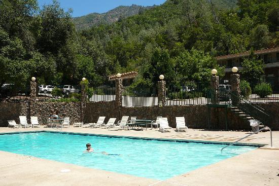 Yosemite Cedar Lodge: POOL