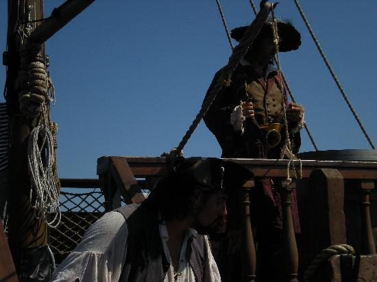 Pirate Ship Adventures: More of the Captain