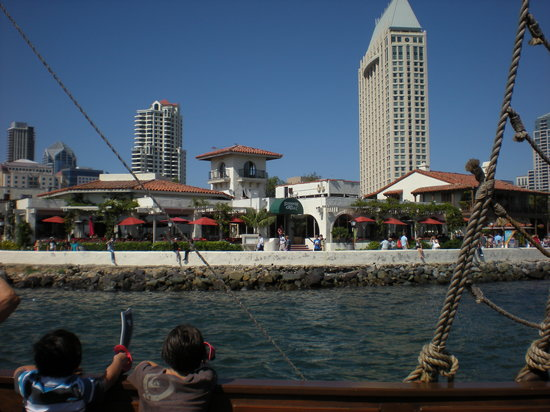 Pirate Ship Adventures: Sea Port Village