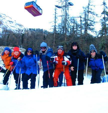 Hotel Schloss Wellness & Family - TH Resorts: Ski class