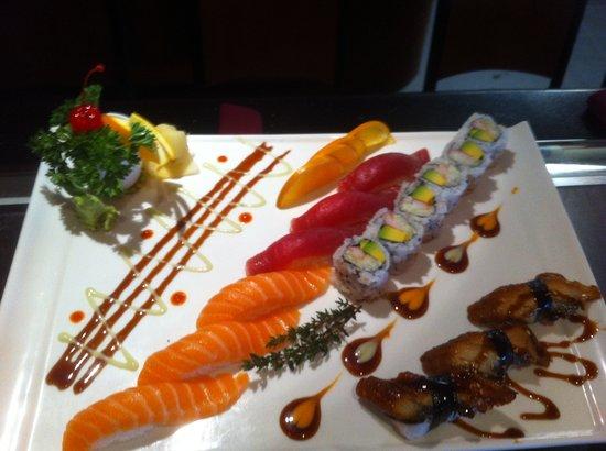 Osaka sushi & hibachi: AMERICAN FAVORITE A