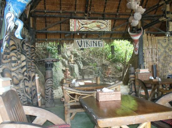 Viking Natures Resort: The restaurant