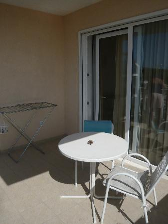 Apartmani Trogir : La terrasse