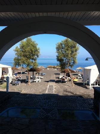 Mediterranean Beach Resort: spiaggia