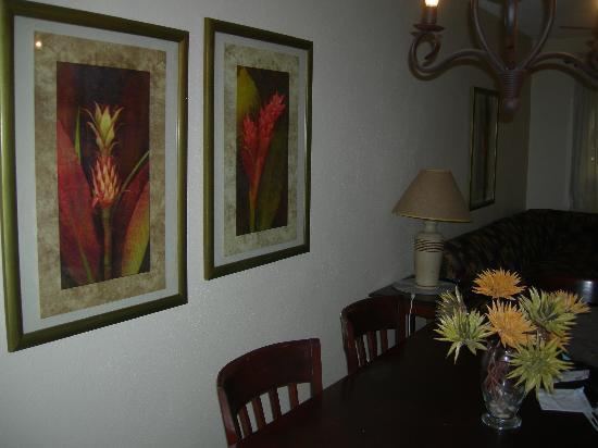 Taranova-Villas Palmas: Dining area