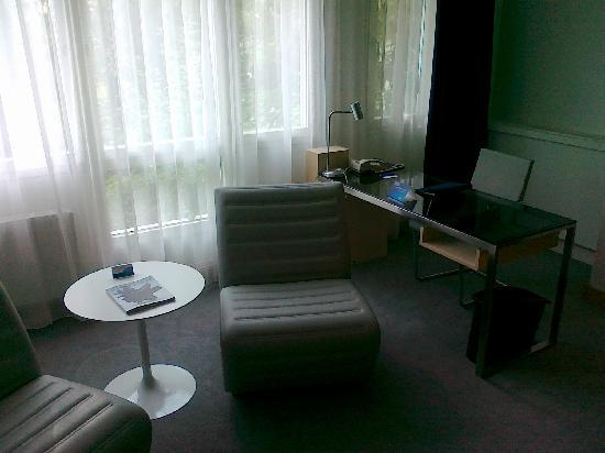 Radisson Blu Hotel, Malmo: Juniorsuite