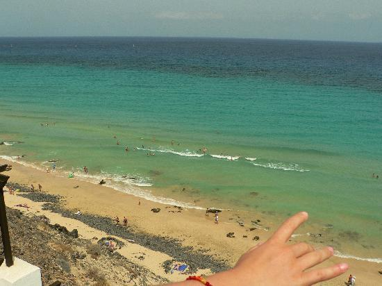 TUI MAGIC LIFE Fuerteventura : View from our room.