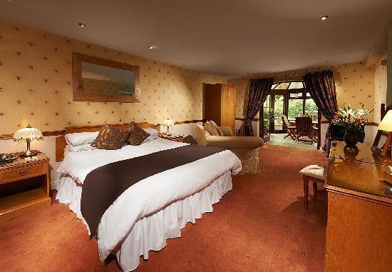 Le Friquet Country Hotel : Conservatory Suite