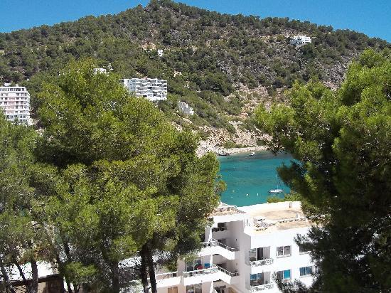 El Pinar Aparthotel: the view