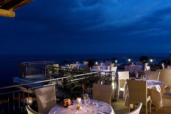 Ristorante M'ama!: breathtaking view