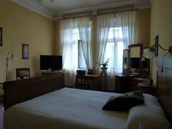Ammende Villa: Zimmer