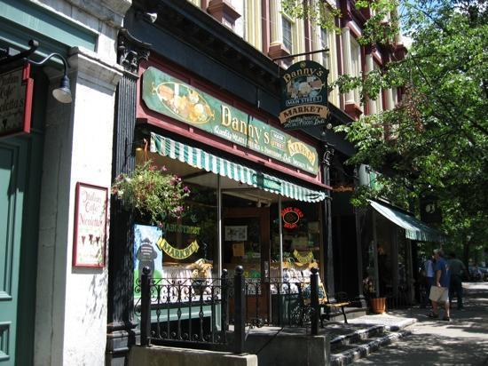 Danny's Market: Danny's