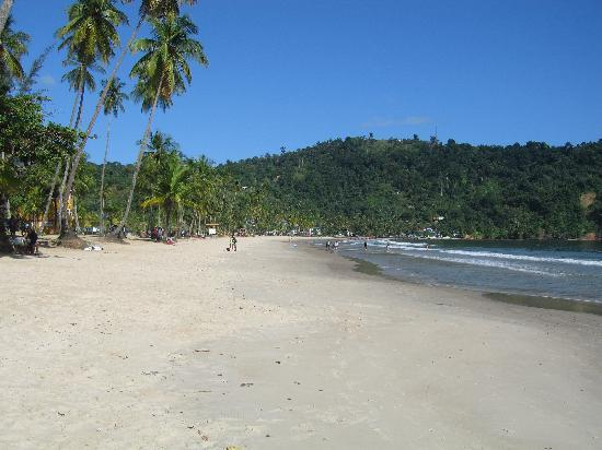 Maracas Bay: Looking East
