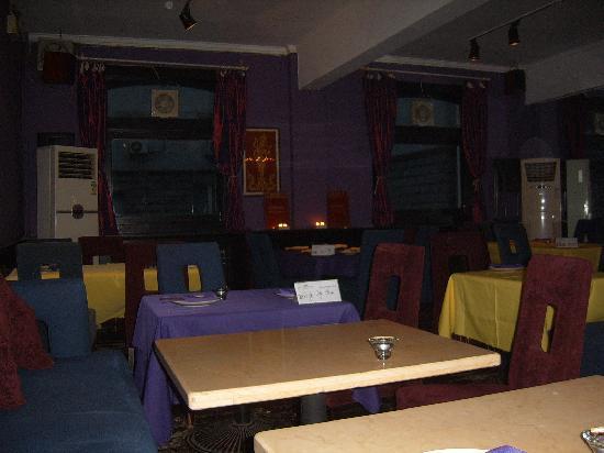 ZiSu Ting Restaurant (Xingfu): interni