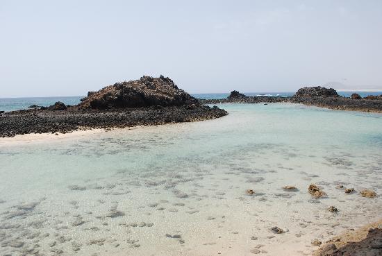 Isla de Lobos : EL PUERTITO