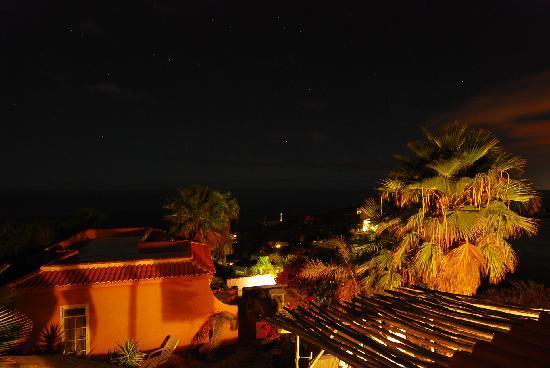 Bungalows Morani: por la noche