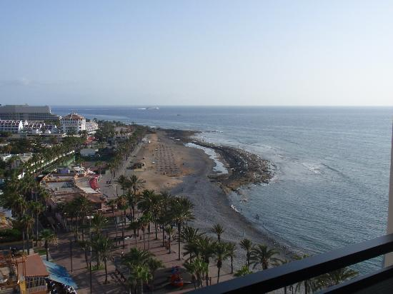 Sol Tenerife by Melia : View from one of the 11th floor rooms, simply beautifull