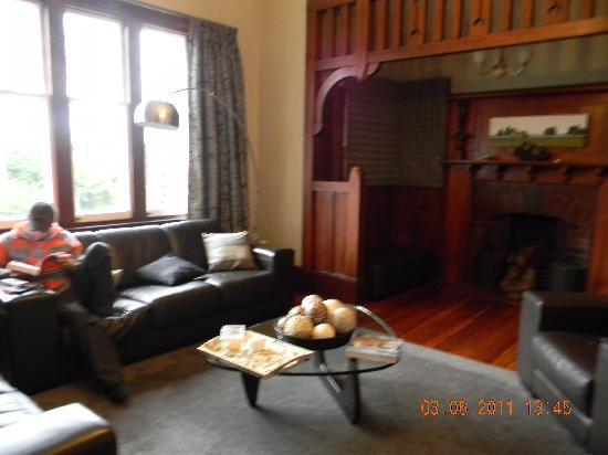 Stuart Manor Boutique Bed & Breakfast : lounge