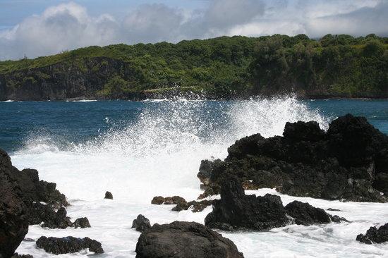 Kahului, Hawaje: Keanae Pennisula