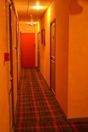 Atlantis Hotel: corridoio